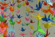 Origami! / by Gabriela Donati