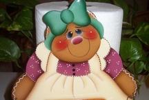 Gingerbread / by Doreen Gunderson
