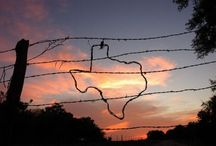 "Texas Time / Born and raised in this Great State. There is nothing like it. It can take over 24 hours to cross it; where can you see piney woods, rolling plains, it's hill country, the gulf coast, the desert, and the rockey mountians, all in the same state?? There is no place like ""Texas"" / by Bart Pena"