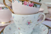 Tea for two and two for tea / by Susan Wilson