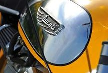 Only Ducati / Ducati Motorcycles / by Michael Bath