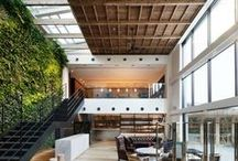Double Height Spaces