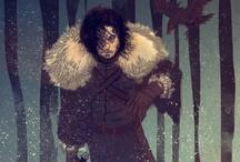 Jon Don Snow // Game of Thrones