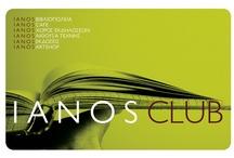IANOS CLUB  / Αποκλειστικά προνόμια από το δίκτυο συνεργατών!
