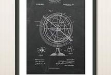 Instruments / https://www.etsy.com/shop/TechnePrints