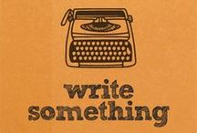 Writing Inspiration / Thoughts, inspiration, tips, tools for writing - any/all kinds of writing.