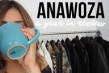 ANAWOZA / Just a blogger taking on the vlogging world