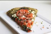 Recipes ⇸ Pizzas & Tarts