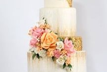 Gâteaux / Gâteaux de mariage beaux et pas nunuche !