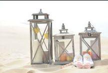 Ambiance plage / Mariages les pieds dans le sable