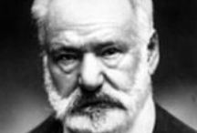 VICTOR HUGO /  Μεγάλος Γάλλος συγγραφέας, εκπρόσωπος του γαλλικού ρομαντισμού.