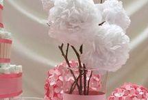 Flores em Papel - Idéias
