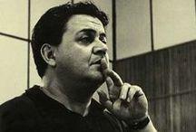 MANOS HADJIDAKIS / Ο Μάνος Χατζιδάκις (Ξάνθη, 23 Οκτωβρίου 1925 – Αθήνα, 15 Ιουνίου 1994) ήταν κορυφαίος Έλληνας συνθέτης και ποιητής. Θεωρείται ο πρώτος που συνέδεσε με το έργο του, θεωρητικό και συνθετικό, τη λόγια μουσική με τη λαϊκή μουσική παράδοση..