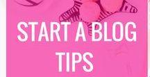 Start a Blog Tips / Blogging, how to start a blog, Making money blogging, how to start a blog, how to make money with your blog, monetizing your blog, new blogger, how to start a blog for new blogger, starting a brand new blog as a new blogger