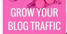 Grow Your Blog Traffic / Grow Your blog traffic, grow traffic, grow blog traffic, Increase your blogs traffic, get more traffic to your blog, using Pinterest to increase your traffic, how to get more traffic to your blog, boost your blogs traffic
