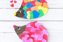 Animal Crafts / Easy and fun animal themed craft ideas for kids.