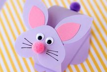 Easter Crafts / Easter eggs, bunnies, chicks, and baskets...this board has all the top Easter crafts and activities for kids.