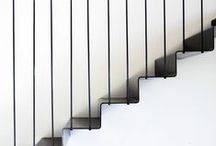 Interiors : stairs / by Rachel Osborne