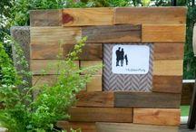 Wooden Projects / by Whitney Foster-Nesbitt