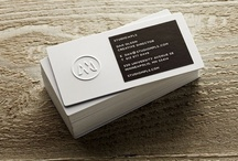 Business Cards / by WAguiar