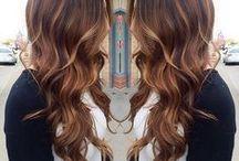 Long Hair / by Dani Meyer