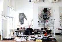 Studio / Studio inspiration.