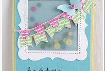 Cards and Papers / Papercrafts...cardmaking... / by Suzy Godfrey
