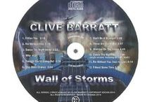 Wall Of Storms music CD - by Clive Barratt / 12 original songs in a fusion of indie-Britrock-pop-R&B and country rock. Thoughtful, non-PC lyrics to challenge your mind and emotions to tug on your heart. All compositions written by Clive Barratt http://www.cdbaby.com/cd/clivebarratt2