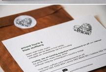 Invites (range) / by WAguiar