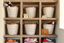 home: Basement/storage / by Julia Guenther