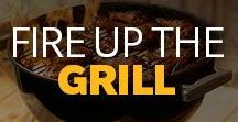 Fire Up the Grill / The grill is the centerpiece of your summer. Here are some recipes and tips to make sure your grill is full of flavor and leaves everyone satisfied.