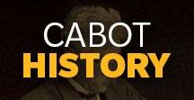 Cabot History / It started with a man and his vision over 130 years ago to be the highest quality manufacturer of wood stain and wood finishes.