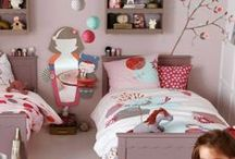 2014 Girls Room Color Story / planning a big girl room for my two big girls