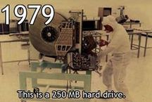 Tech Throwbacks / Technological oddities from days gone by
