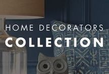 Home Decorators Collection / Color inspiration + Home decor