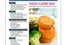 Good for you recipes (Carb Cycling) / by Robin Podesta