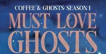 Coffee & Ghosts: supernatural suspense with a twist / Romantic paranormal mysteries. Ghosts, adventure, and a really great cup of coffee.