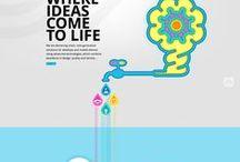 DESIGN | Websites / Inspiration of interesting and innovative websites