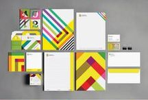 BRAND | Stationary / Strong examples of stationary for brands
