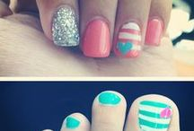 All Things: Nails / by Tiffany Gorum