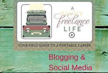 Blogging and Social Media About Pets / blog posts by myself and others about social media and pets