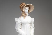 "Regency Costume: Neutrals / Loosely defining ""Regency"" as mid-1790s to mid-1820s"