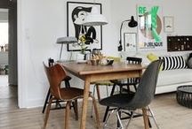 HOUSES & INTERIORS / by Marie Trassaert