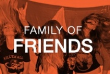 {family of friends} / by Silver Jeans Co.