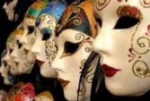 masks / by Nancy Curtiss