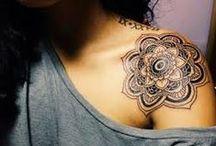 Tattooooos! / by Jessica Dewey