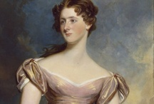 """Romantic Era Portraits / Loosely defining """"Romantic Era"""" as mid-1820s to late 1830s"""