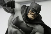 Comic - Batman / The Dark Knight Forever / by Vampyre Knight