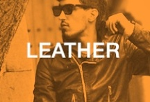 Leather / by Silver Jeans Co.