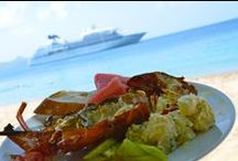 Feast on This / Feast on the finest of Seabourn's cuisine.